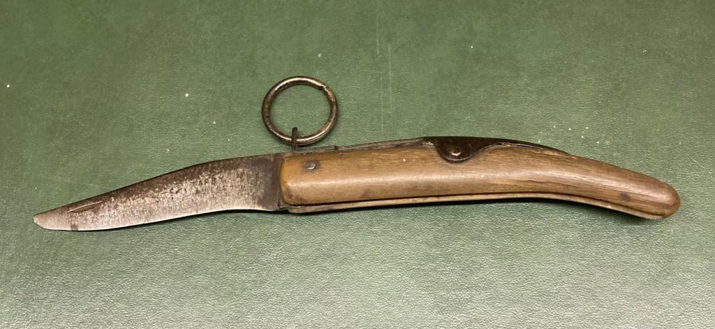 Couteau a cran d'arrêt veritable DEYRA 31bf9910