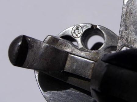 revolvers  système le faucheux 41384e10