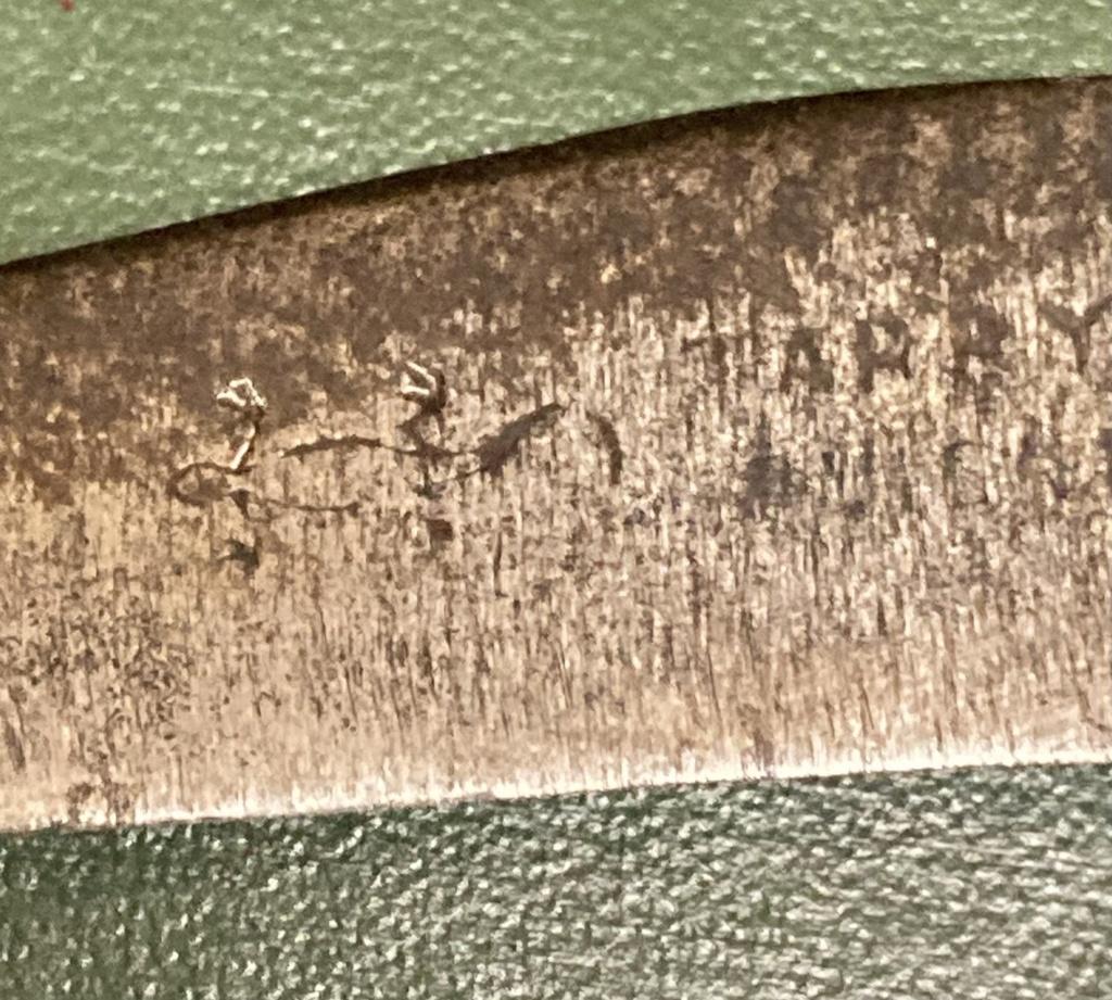 Couteau a cran d'arrêt veritable DEYRA C14c8610