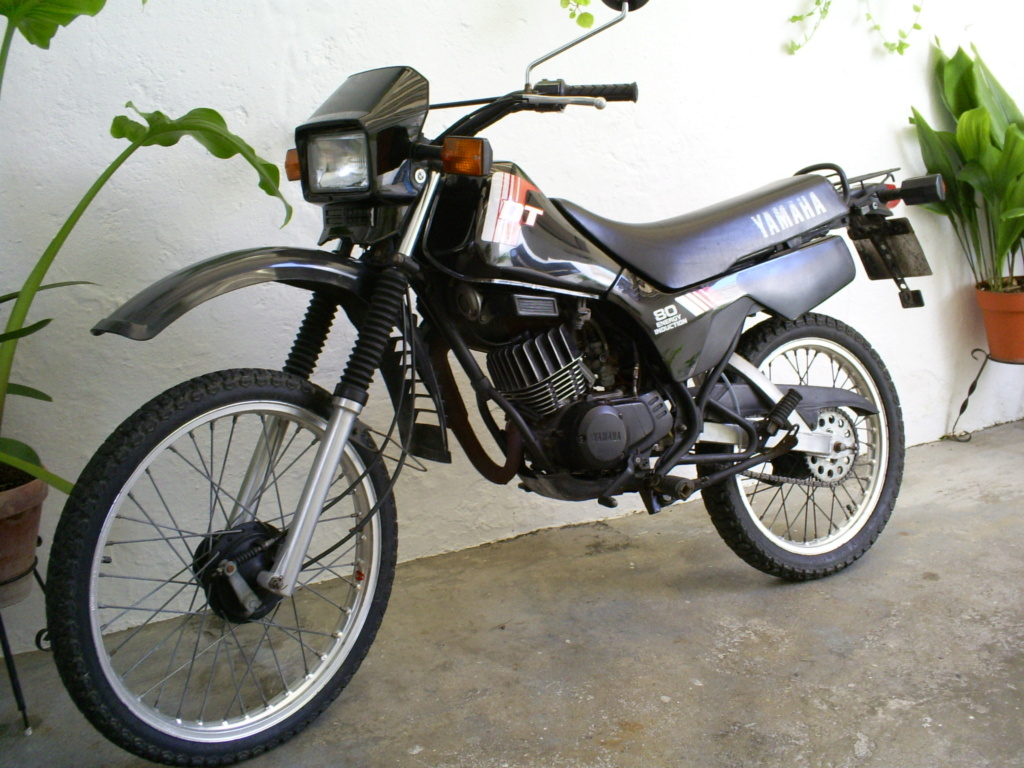 Yamaha DT 80 1987 Hndrf11