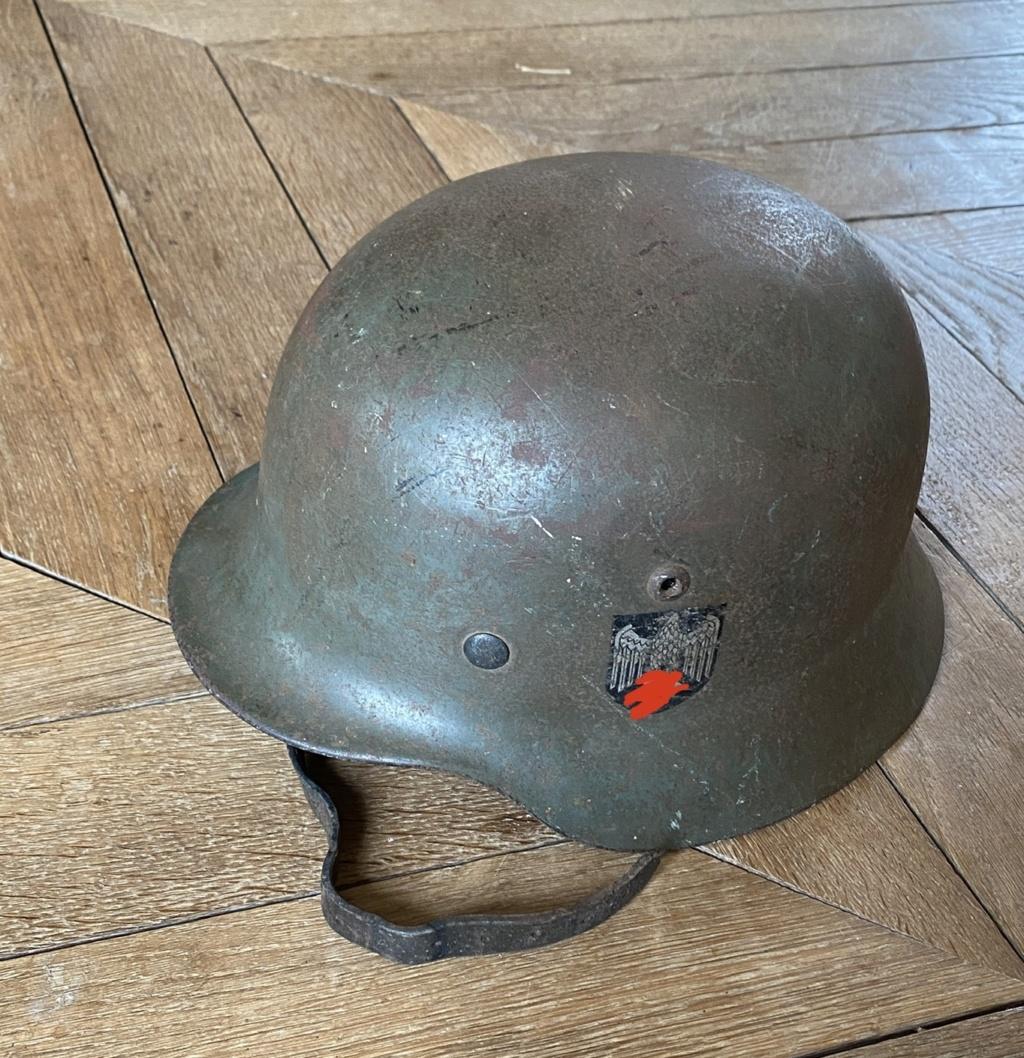 Casque allemand Aca02310