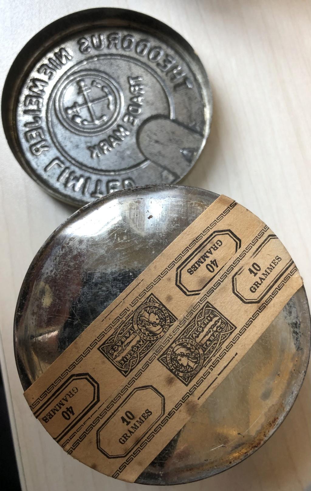 Dégustation vintage....Tabac Zéphyr  6b220c10