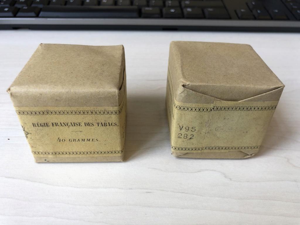 Avis aux collectionneurs de tabacs anciens ...échange 2 Scaferlati TBE entre 2 Guerres !  C1dc7a10