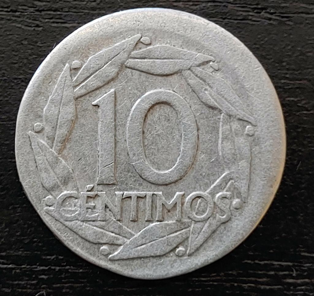 10 céntimos 1959, cospel mayor tamaño. ¿Falsa o Prueba? 110