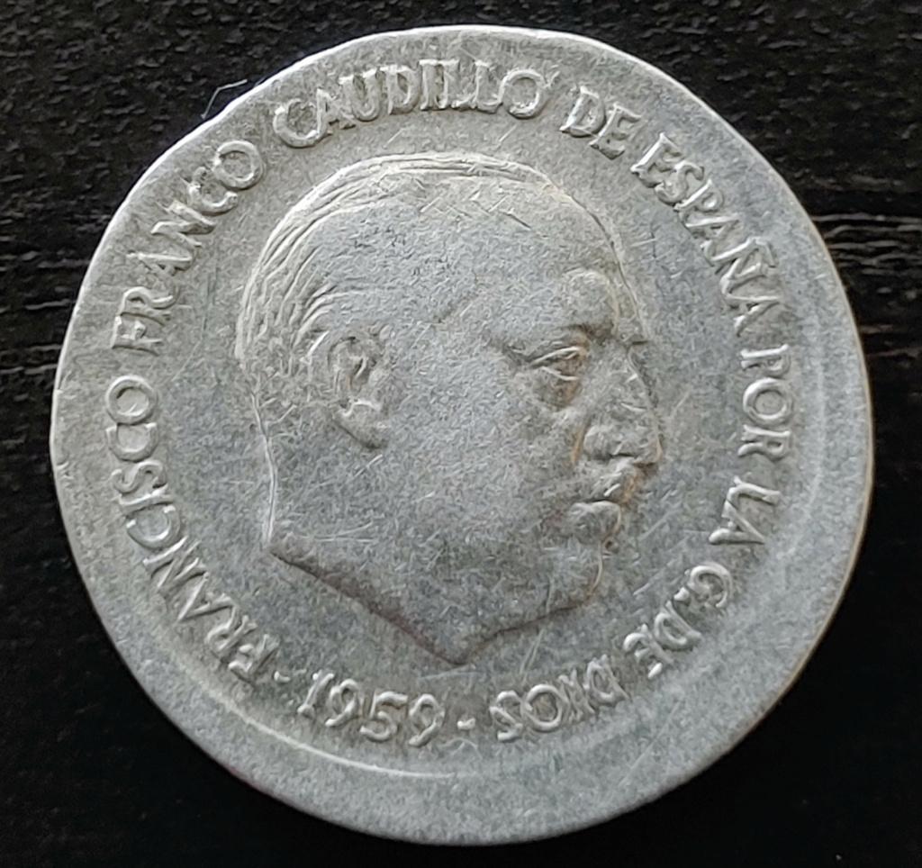10 céntimos 1959, cospel mayor tamaño. ¿Falsa o Prueba? 210