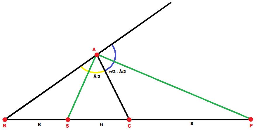 Teorema de Tales Zvx10