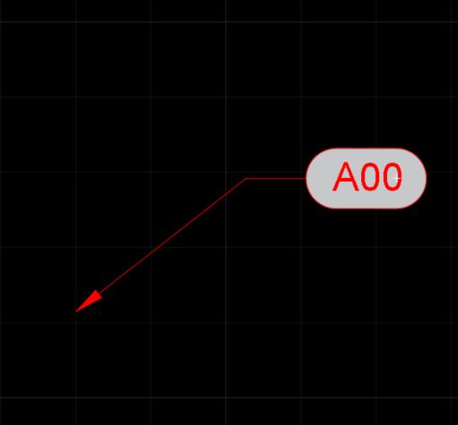 多重引线的设定 Aacaoa12