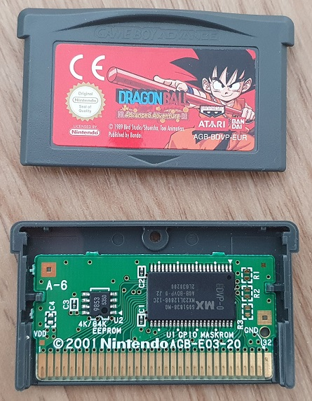 Dragon Ball advanced adventure GBA - Copie ou Original?  20210511