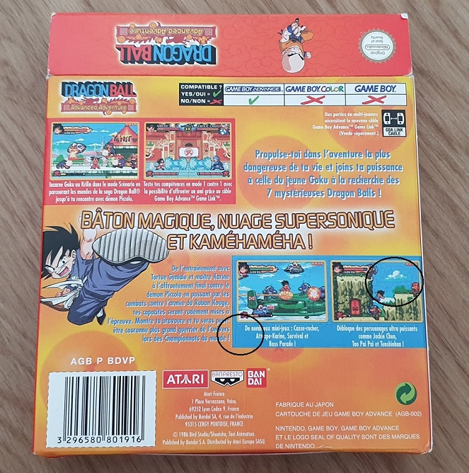 Dragon Ball advanced adventure GBA - Copie ou Original?  Dos11