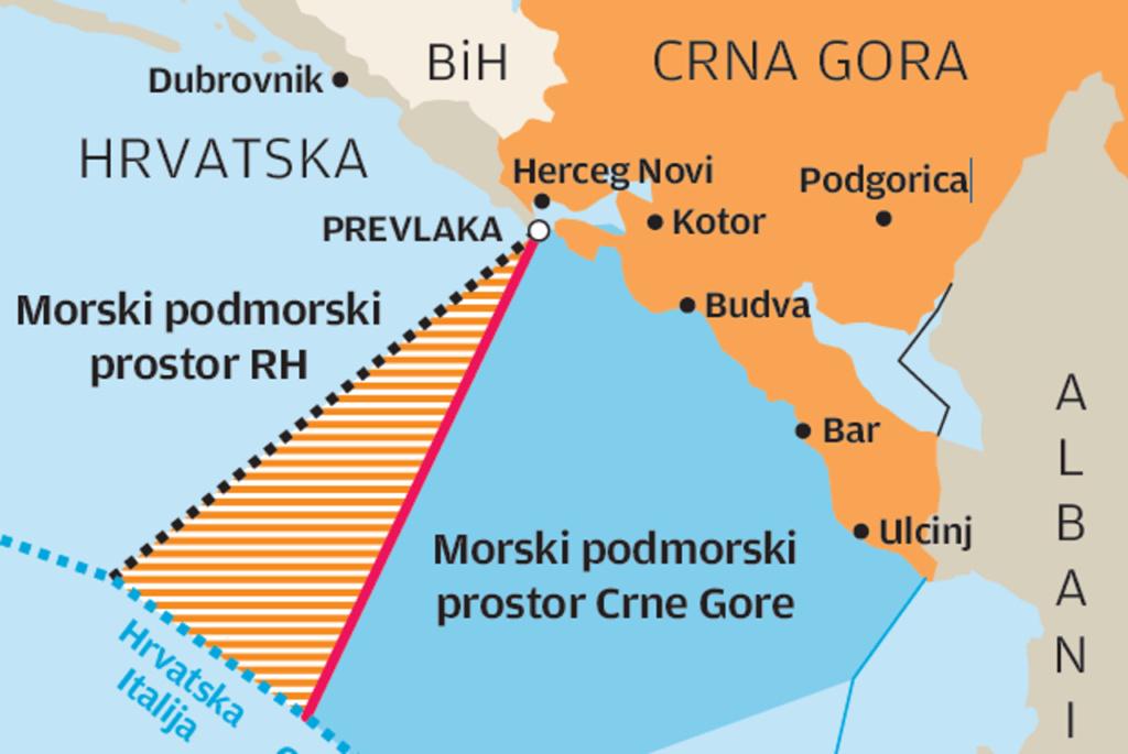 Crna Gora povlači vojnog atašea iz Zagreba 71e10d10