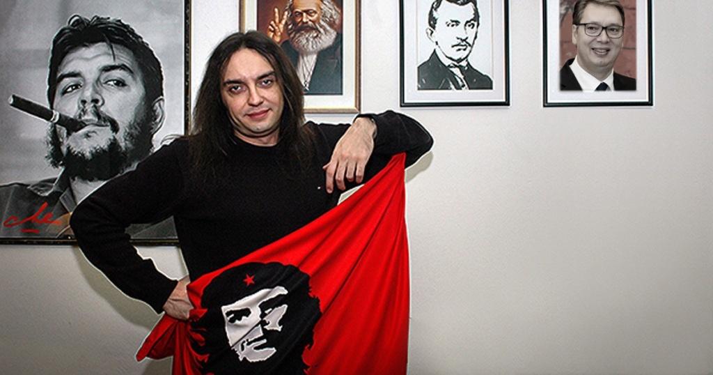 Tko je Aleksandar Vulin koji prijeti 'srpskim svetom' E98ad610