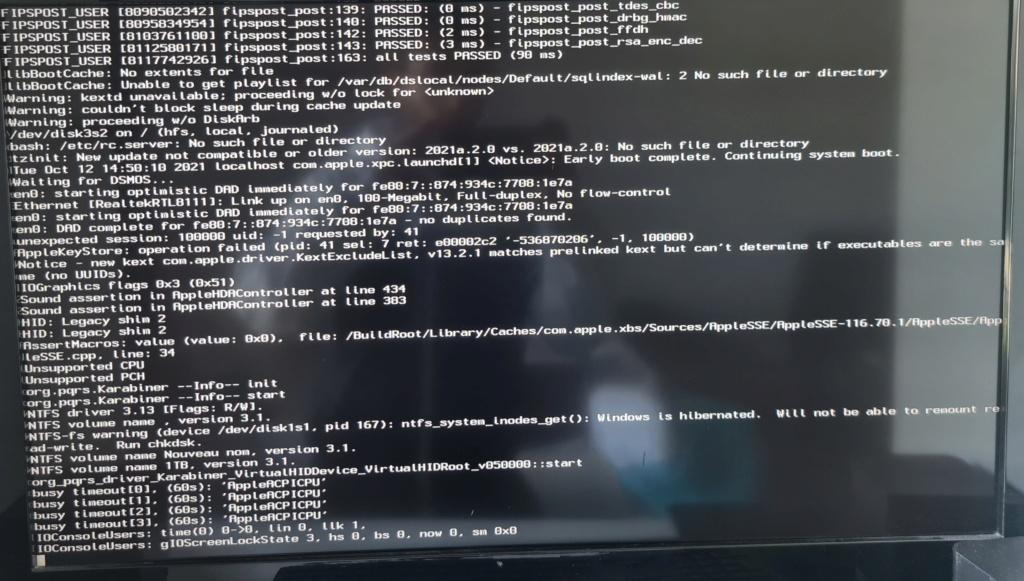 RÉSOLU--Problème mise à jour Clover 20211011