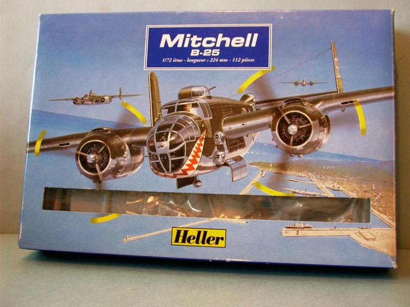 B 25 mitchell (reprise Airfix) au 72 eme Imag0067