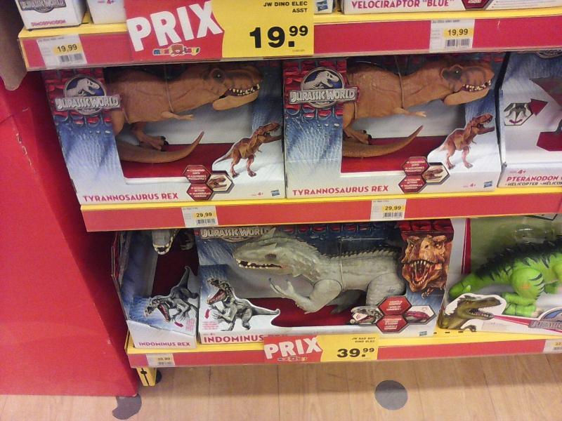 jouets Jurassic World Img_2058