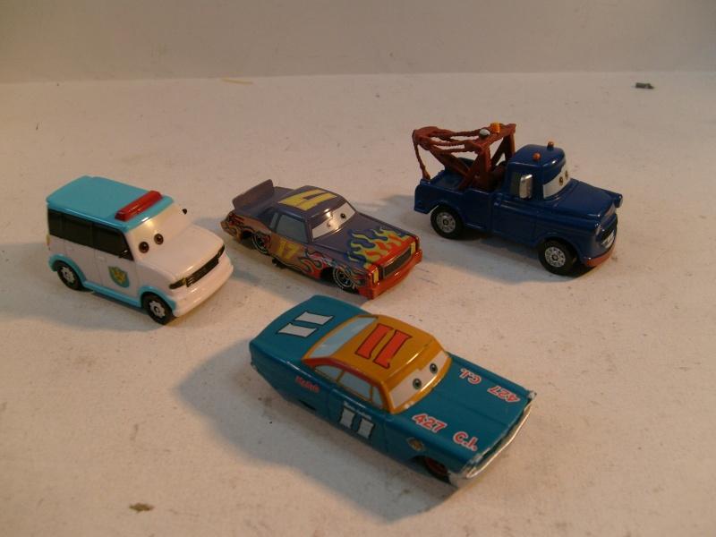 mes autres Cars 1 , 2 , 3 et Planes !!! toutes marques et matieres - Page 5 S7301955