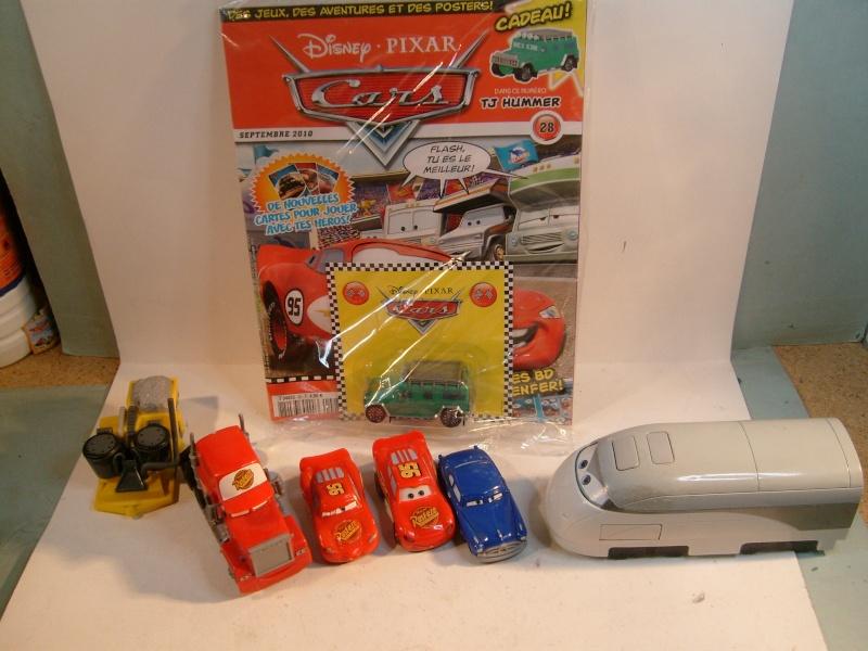 mes autres Cars 1 , 2 , 3 et Planes !!! toutes marques et matieres - Page 6 S7302315