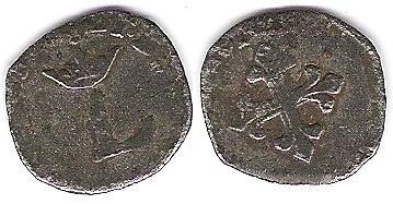liard à l'L pour Louis II de Montpensier Liard_12