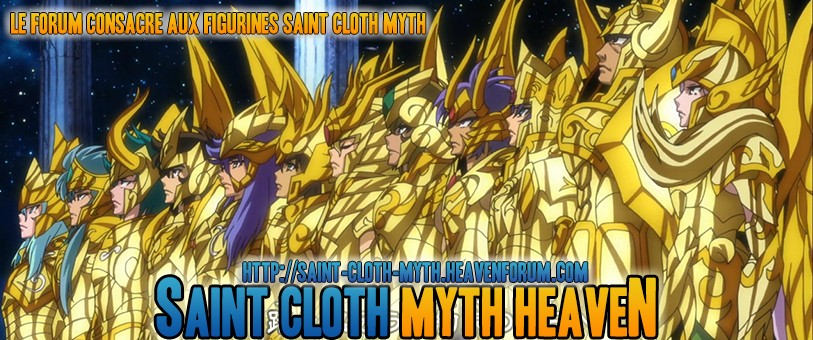 Saint Cloth Myth Heaven
