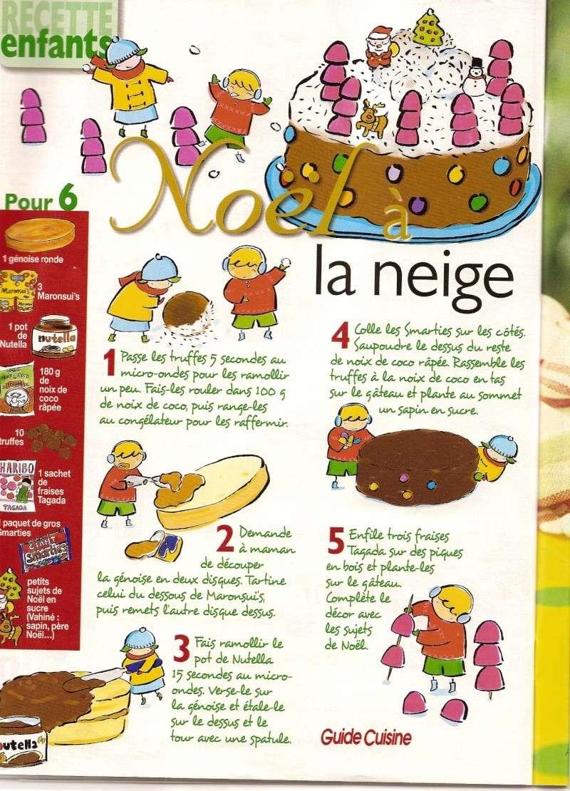 Paysage de Noël Numeri10