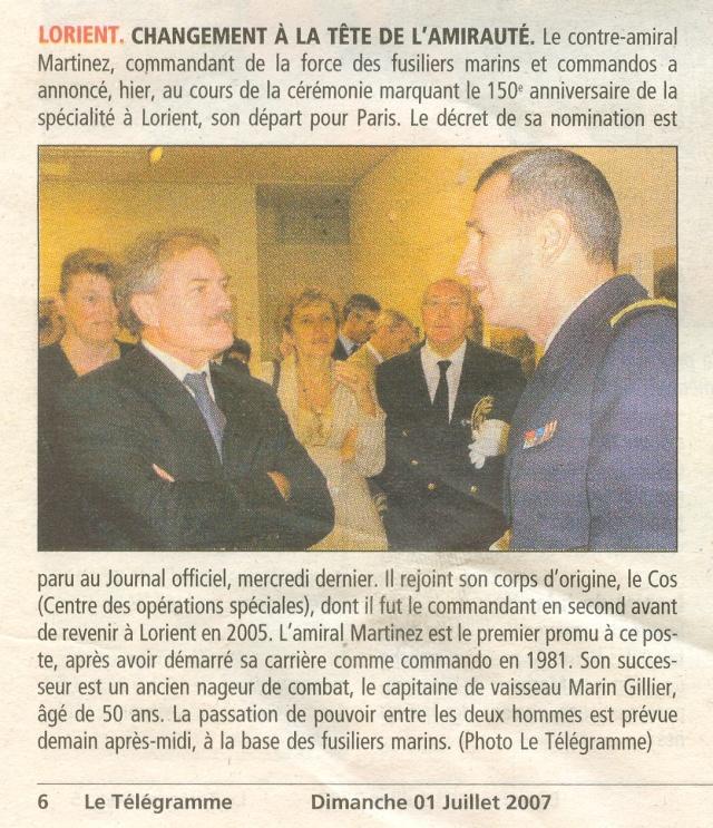 150 éme anniversaire des fusiliers marins à Lorient. - Page 3 Numeri14