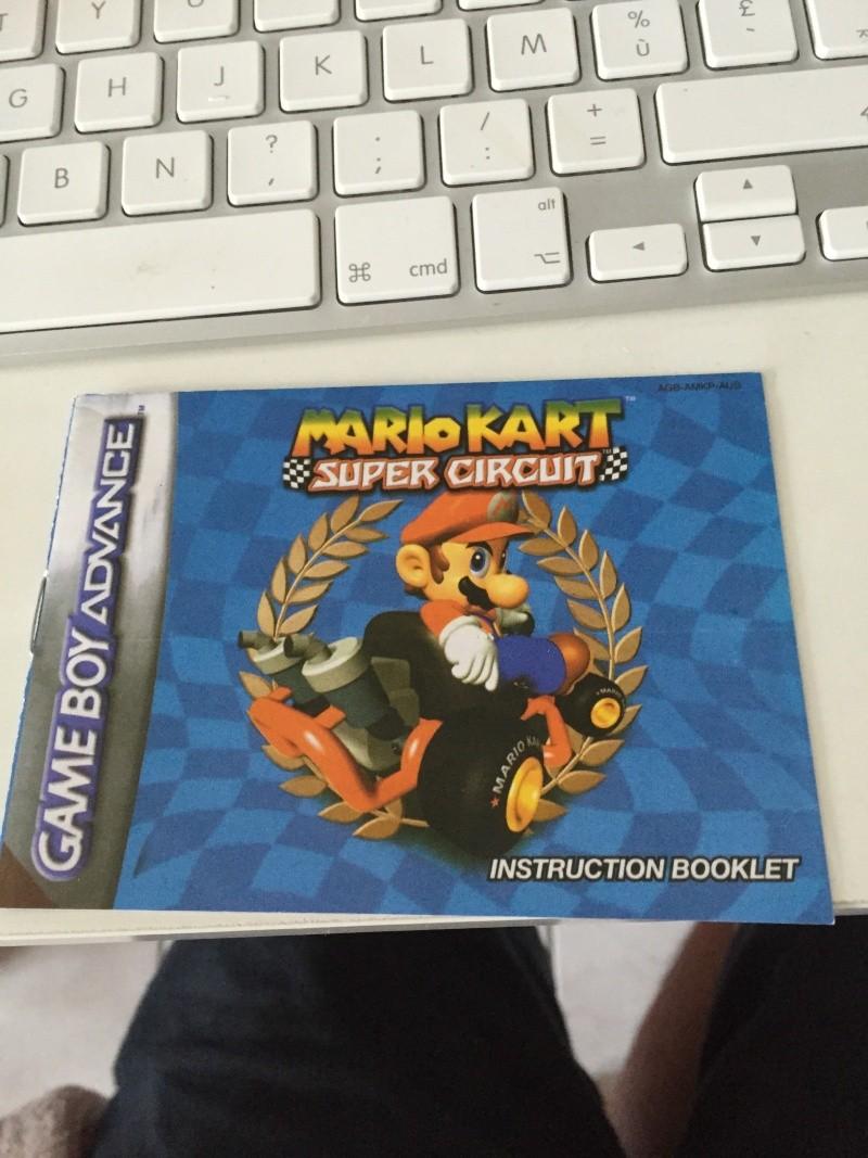 Mario Kart super circuit : true or false ? Img_3522