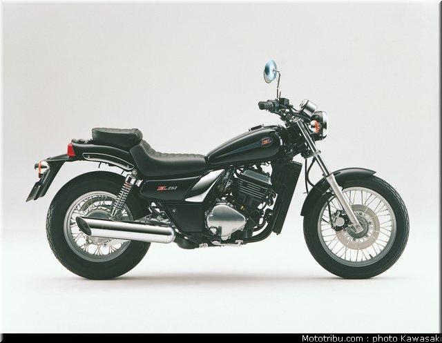 Kawasaki Vulcan Story El250f10