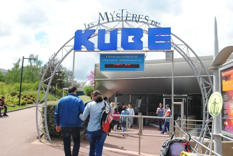Les Mystères du Kube (pavillon Imax 3D) · 2015 - Page 9 Dsc_0312