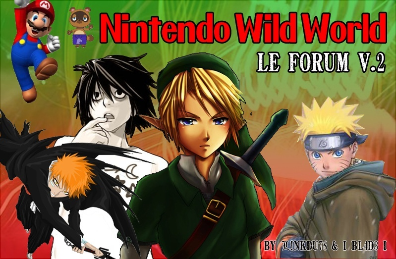 Nintendo Wild World™