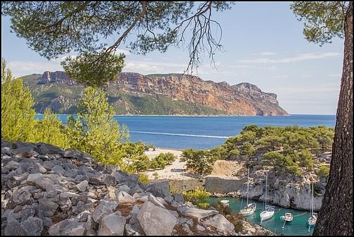 Calanques Port-Miou / Port-Pin / En-Vau 00210