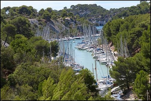 Calanques Port-Miou / Port-Pin / En-Vau 00310