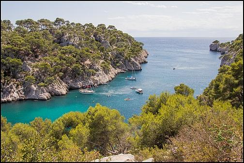 Calanques Port-Miou / Port-Pin / En-Vau 00410