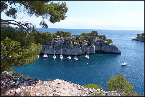 Calanques Port-Miou / Port-Pin / En-Vau 00510