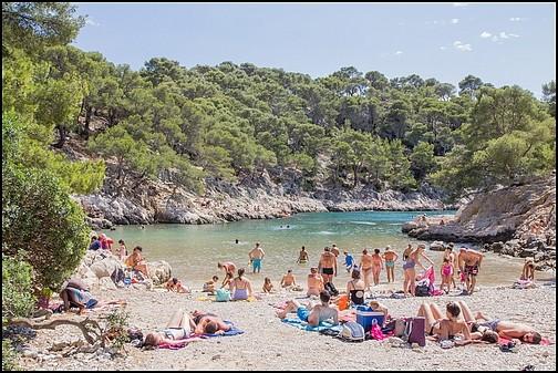 Calanques Port-Miou / Port-Pin / En-Vau Img_0811