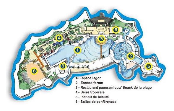Les Antilles de Jonzac Plan_j10