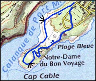 Calanques Port-Miou / Port-Pin / En-Vau Sentie10