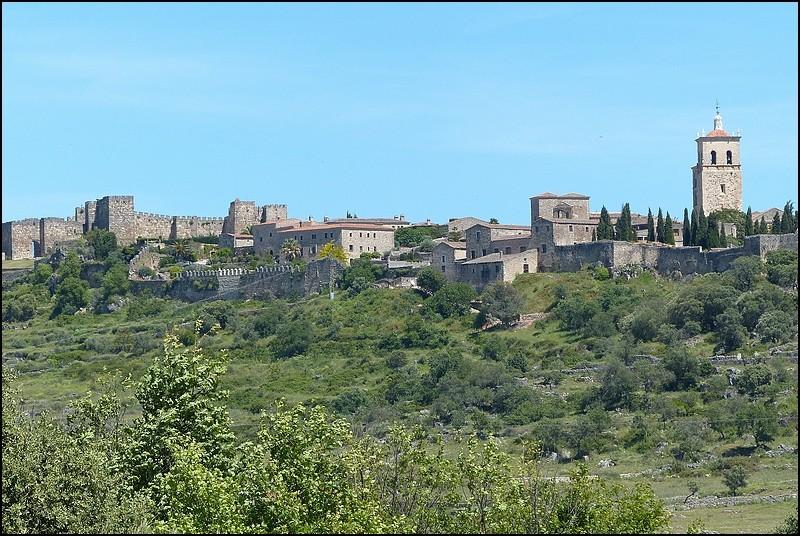 Mes vacances en Espagne Trujil10