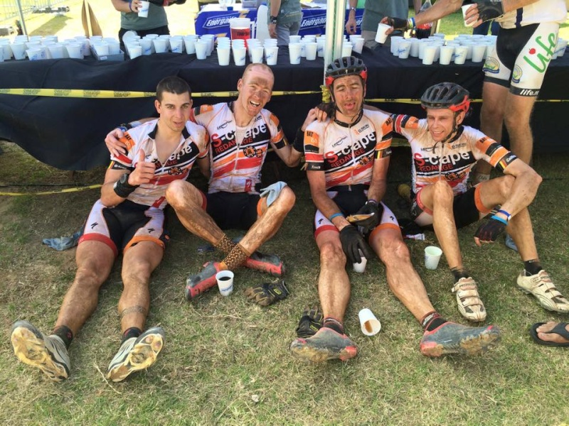 12° Absa Cape Epic (South Africa) - 15-22/05/2015 11080910