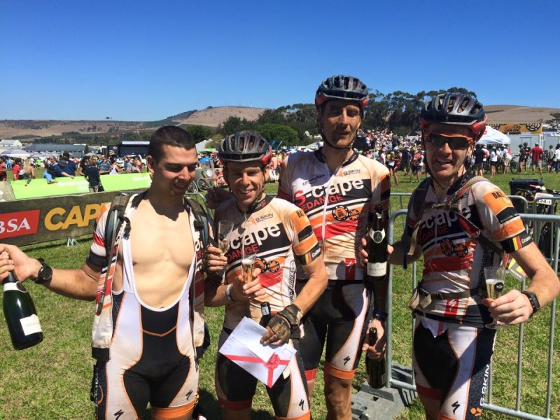 12° Absa Cape Epic (South Africa) - 15-22/05/2015 11081110