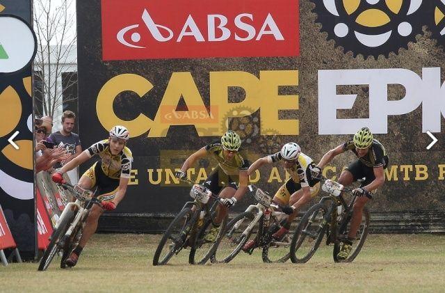 12° Absa Cape Epic (South Africa) - 15-22/05/2015 Captur12