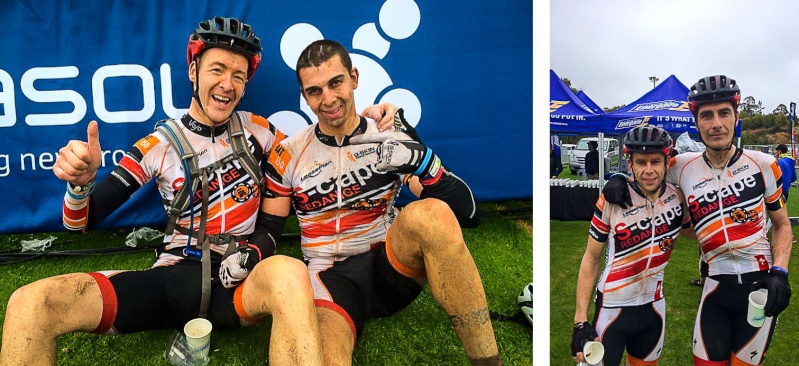 12° Absa Cape Epic (South Africa) - 15-22/05/2015 Compo_10