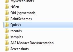 Screens C.U.P. Quicks10