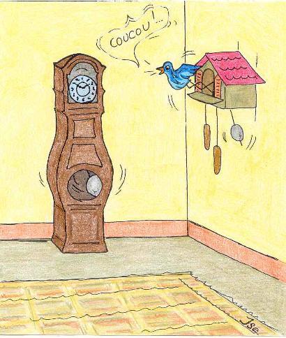 horloge suisse Coucou10