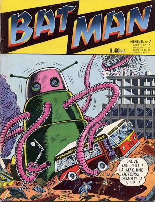 ARTIMA: vignettes mystérieuses Batman10