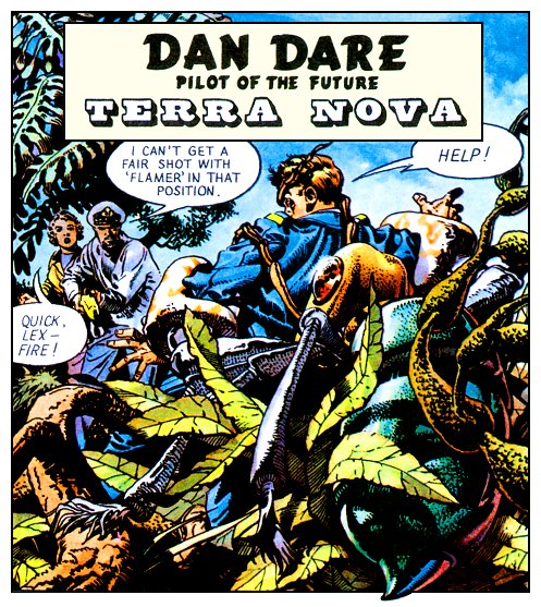 Dan Dare, Pilot of the Future Dandar11