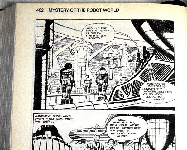 ARTIMA: vignettes mystérieuses Random10