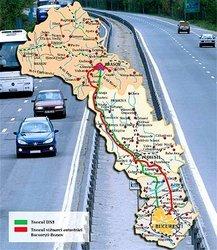 Autoroute Bucarest Brasov… M_122510