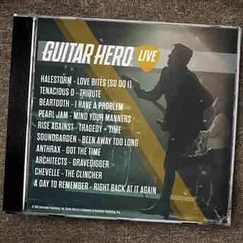 Guitar Hero Live dévoile la suite des morceaux de sa tracklist #2 Cid_im17