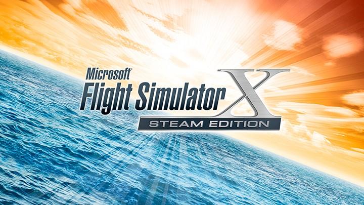 Flight Simulator X: Steam Edition : une nouvelle mise à jour est disponible Logo2010