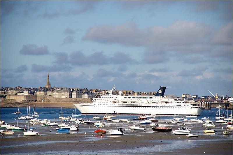 Saint-Malo [La cité Corsaire] Bateau10