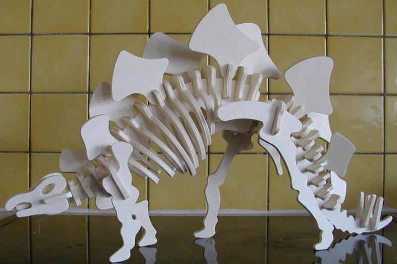 Le Stégosaure de DH42 P1010014